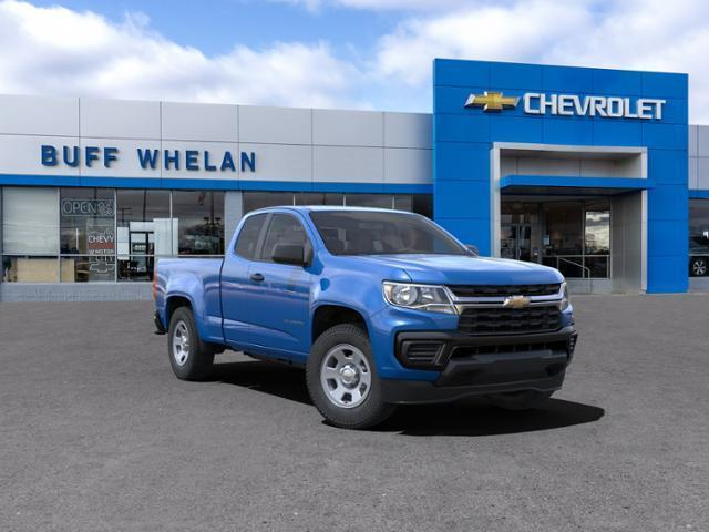 2021 Chevrolet Colorado Extended Cab 4x2, Pickup #12351 - photo 21