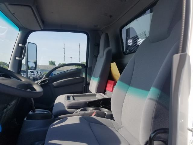2019 Chevrolet LCF 5500HD Regular Cab RWD, Monroe Versa-Line Platform Body Stake Bed #91990 - photo 4