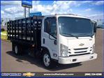 2019 Chevrolet LCF 5500HD Regular Cab RWD, Monroe Versa-Line Platform Body Stake Bed #91990 - photo 1