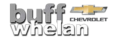 Buff Whelan Chevrolet, Inc. logo