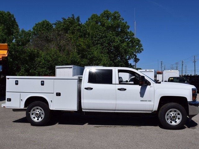 2016 Silverado 3500 Crew Cab Service Body #35840 - photo 3