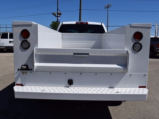2016 Silverado 3500 Crew Cab Service Body #35840 - photo 4