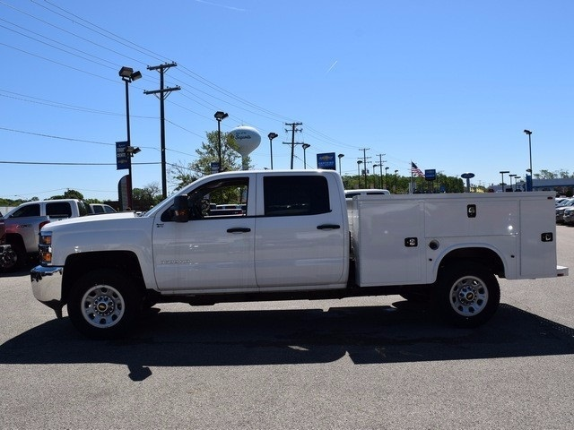 2016 Silverado 3500 Crew Cab Service Body #35840 - photo 6