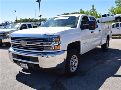 2016 Silverado 3500 Crew Cab Service Body #35840 - photo 7