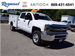 2016 Silverado 3500 Crew Cab Service Body #35840 - photo 1