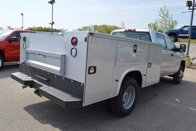 2016 Silverado 3500 Crew Cab 4x4, Knapheide Service Body #36198 - photo 2
