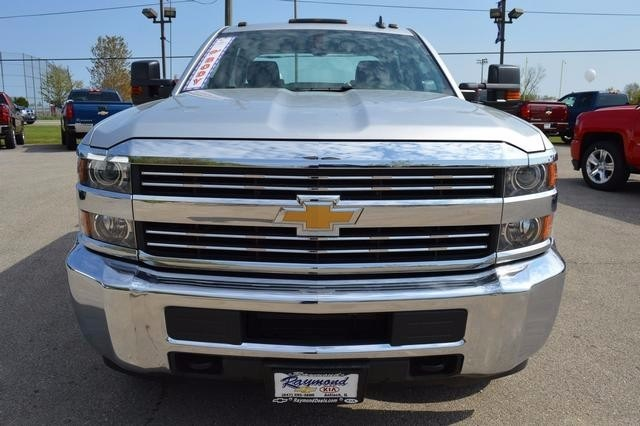 2016 Silverado 3500 Crew Cab 4x4, Knapheide Service Body #36198 - photo 7