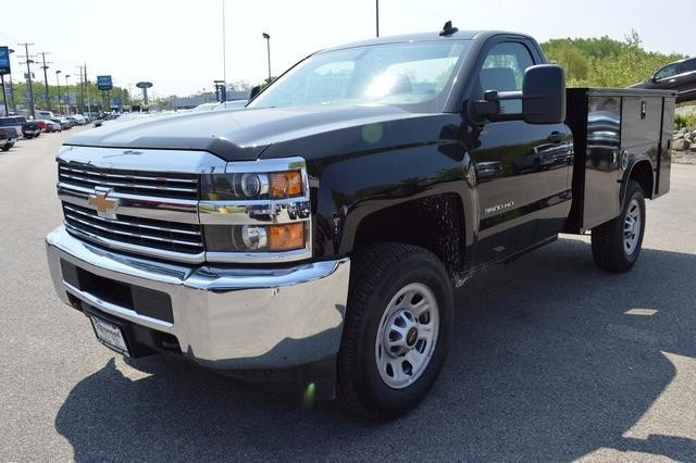 2016 Silverado 3500 Regular Cab, Knapheide Service Body #36442 - photo 7
