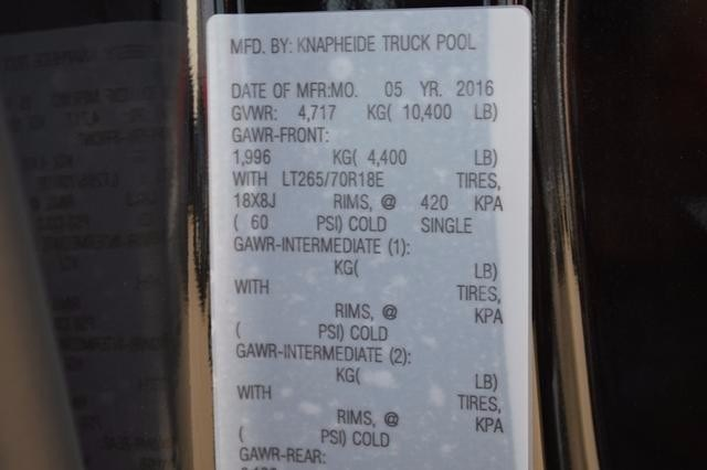 2016 Silverado 3500 Regular Cab, Knapheide Service Body #36442 - photo 29
