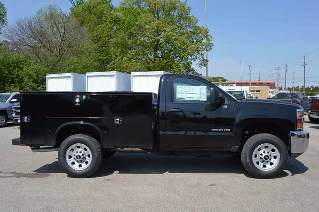 2016 Silverado 3500 Regular Cab, Knapheide Service Body #36442 - photo 3
