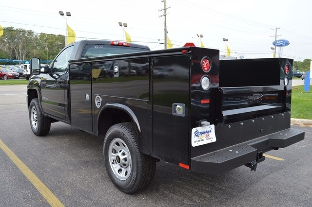 2016 Silverado 3500 Regular Cab, Knapheide Service Body #36860 - photo 5