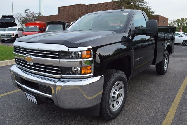 2016 Silverado 3500 Regular Cab, Knapheide Service Body #36860 - photo 7