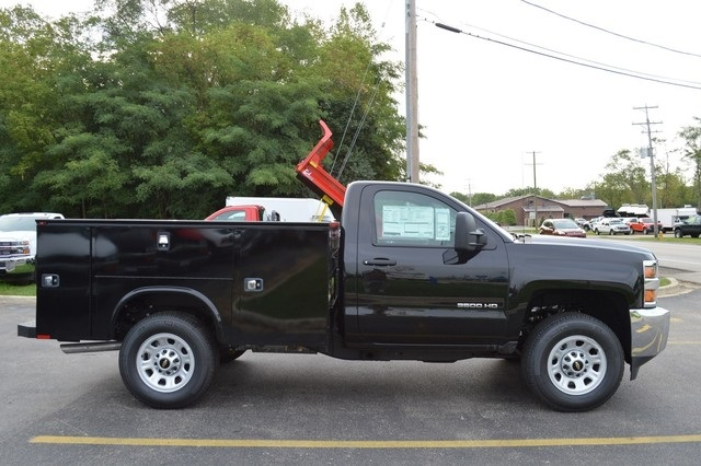 2016 Silverado 3500 Regular Cab, Knapheide Service Body #36860 - photo 3