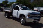 2016 Silverado 3500 Regular Cab 4x4, Monroe Dump Body #36983 - photo 1