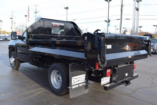 2016 Silverado 3500 Regular Cab 4x4, Knapheide Dump Body #37189 - photo 2