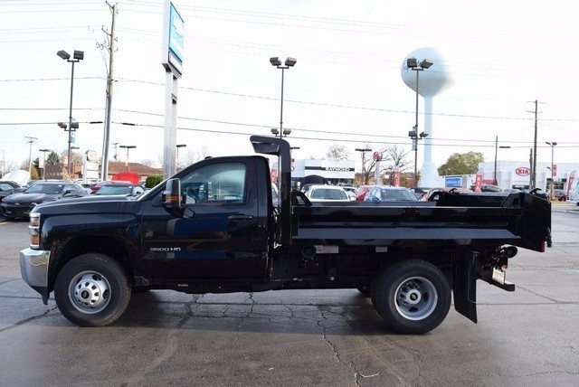 2016 Silverado 3500 Regular Cab 4x4, Knapheide Dump Body #37189 - photo 7