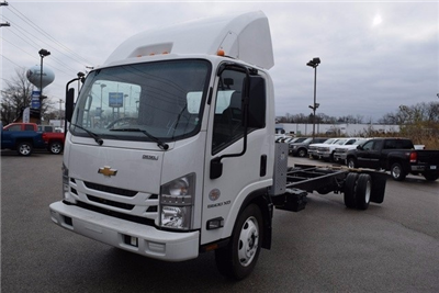 2017 LCF 5500XD Regular Cab,  Cab Chassis #37452 - photo 1