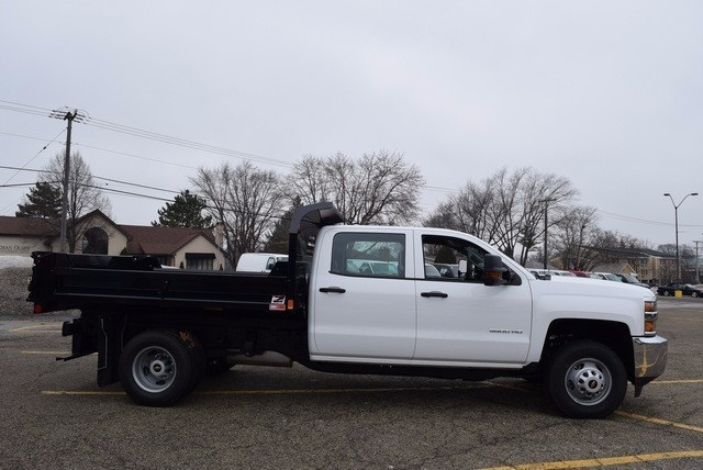 2016 Silverado 3500 Crew Cab, Dump Body #37509 - photo 3