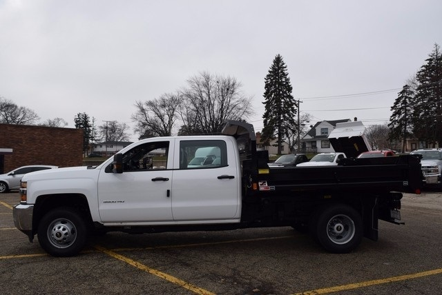 2016 Silverado 3500 Crew Cab, Dump Body #37509 - photo 6