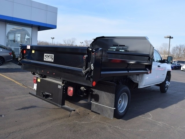 2016 Silverado 3500 Crew Cab 4x4, Dump Body #37524 - photo 4
