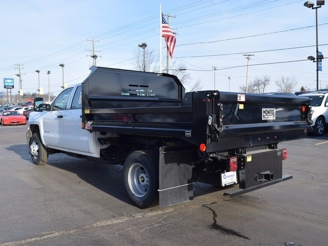 2016 Silverado 3500 Crew Cab 4x4, Dump Body #37524 - photo 2