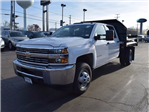 2016 Silverado 3500 Crew Cab 4x4, Dump Body #37524 - photo 1