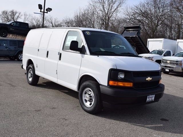 2017 Express 3500, Cargo Van #37696 - photo 3