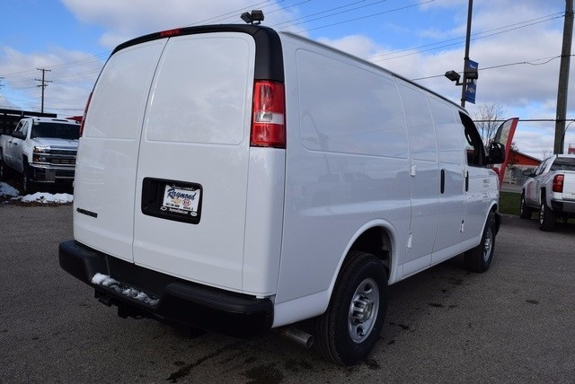 2017 Express 3500, Cargo Van #37713 - photo 4