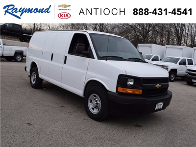 2017 Express 2500 Cargo Van #37793 - photo 1