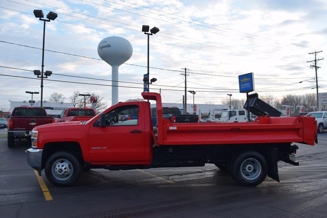 2016 Silverado 3500 Regular Cab 4x4, Dump Body #37809 - photo 2