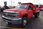 2016 Silverado 3500 Regular Cab 4x4, Dump Body #37809 - photo 1