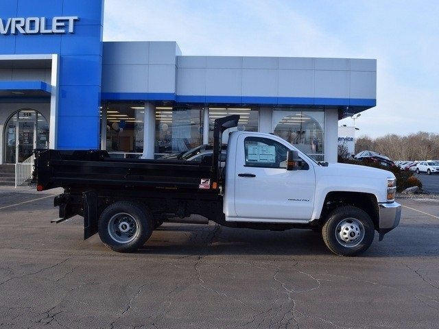 2017 Silverado 3500 Regular Cab, Dump Body #37832 - photo 4