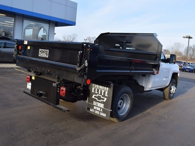 2017 Silverado 3500 Regular Cab, Dump Body #37832 - photo 2