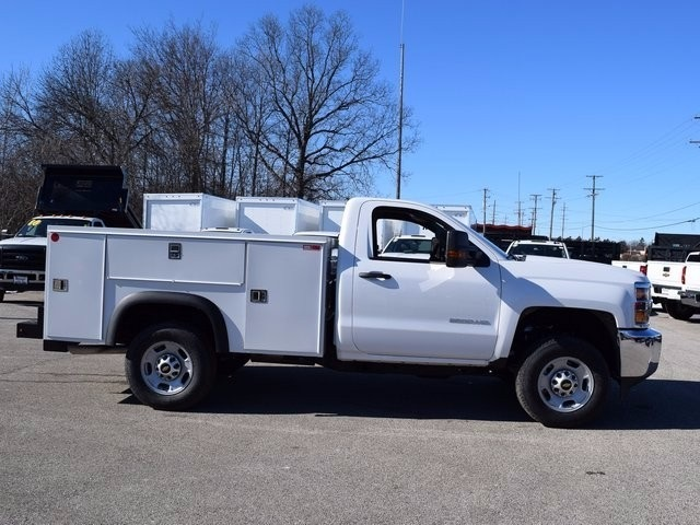 2017 Silverado 2500 Regular Cab 4x4, Monroe Service Body #37833 - photo 6