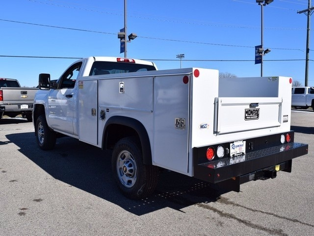 2017 Silverado 2500 Regular Cab 4x4, Monroe Service Body #37833 - photo 5