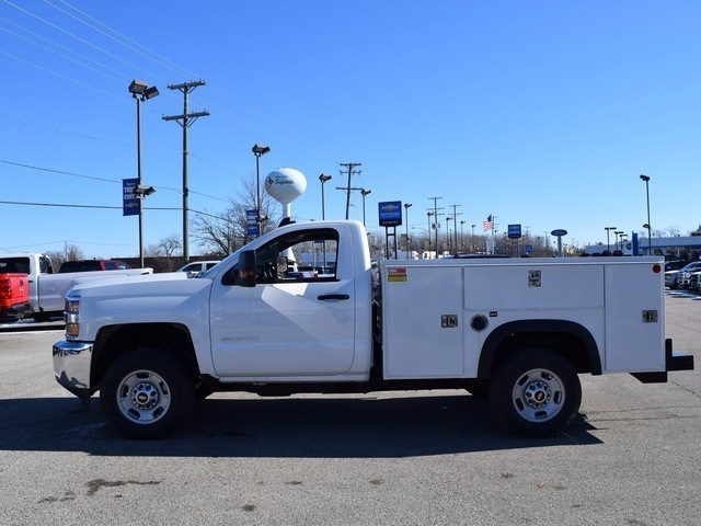 2017 Silverado 2500 Regular Cab 4x4, Monroe Service Body #37833 - photo 8