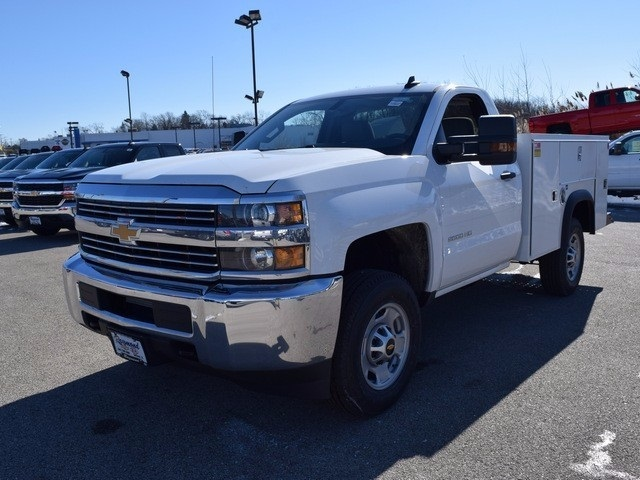 2017 Silverado 2500 Regular Cab 4x4, Monroe Service Body #37833 - photo 3