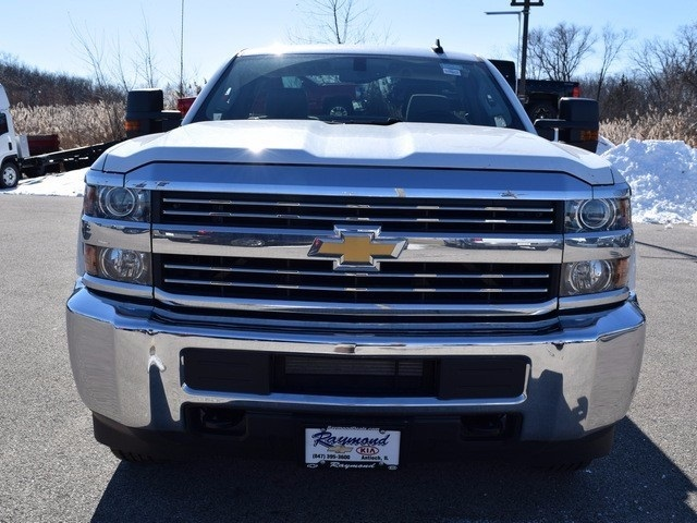 2017 Silverado 2500 Regular Cab 4x4, Monroe Service Body #37833 - photo 9