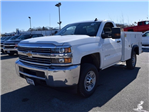 2017 Silverado 2500 Regular Cab 4x4, Service Body #37833 - photo 1
