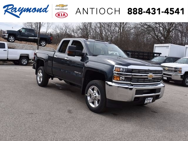 2017 Silverado 2500 Double Cab 4x4 Pickup #37978 - photo 1