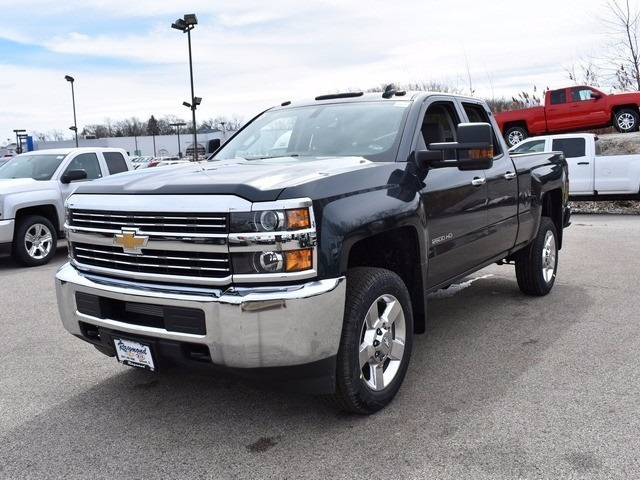 2017 Silverado 2500 Double Cab 4x4 Pickup #37978 - photo 9