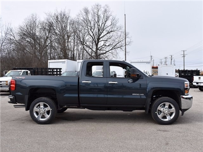 2017 Silverado 2500 Double Cab 4x4 Pickup #37978 - photo 3