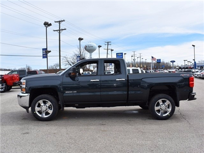 2017 Silverado 2500 Double Cab 4x4 Pickup #37978 - photo 8