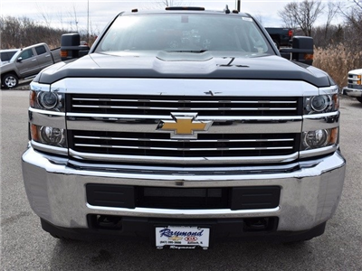2017 Silverado 2500 Double Cab 4x4 Pickup #37978 - photo 10