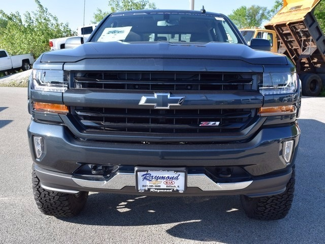 2017 Silverado 1500 Crew Cab 4x4, Pickup #38146 - photo 11