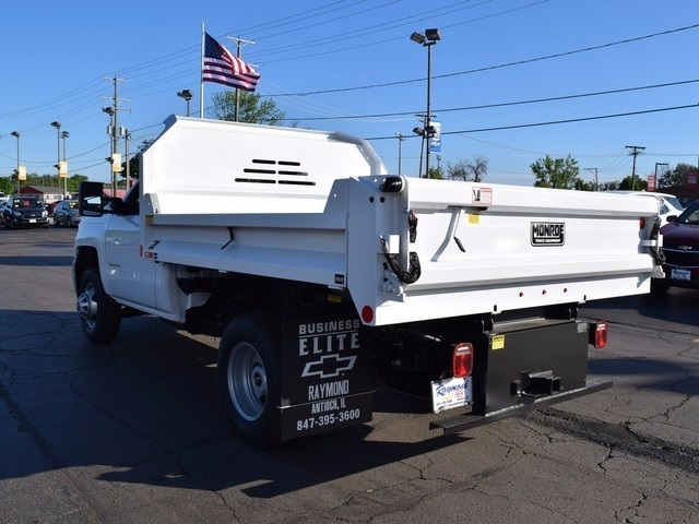 2017 Silverado 3500 Regular Cab 4x4 Dump Body #38202 - photo 5