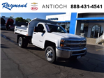 2017 Silverado 3500 Regular Cab 4x4 Dump Body #38202 - photo 1