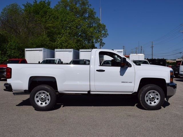 2017 Silverado 3500 Regular Cab, Pickup #38309 - photo 6