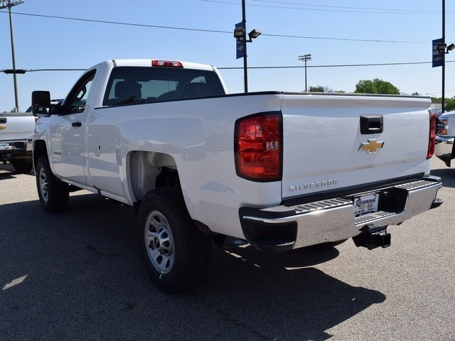 2017 Silverado 3500 Regular Cab, Pickup #38309 - photo 5