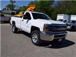 2017 Silverado 3500 Regular Cab, Pickup #38309 - photo 4